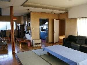 真鶴ボートハウス:部屋(一例)