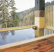 十勝岳温泉 カミホロ荘の施設写真1