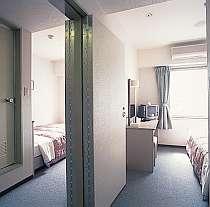 【松山・道後】【カップルゆったり】禁煙♪2部屋2人で朝食付のイメージ画像