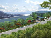 ホテル四季の館箱根芦ノ湖(2022年2月17日グランドオープン)の施設写真1