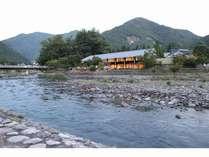 大河原温泉 かもしか荘の写真