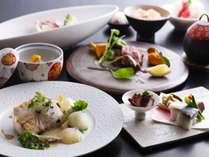 淡路島の旬の食材を堪能 季節の和食会席プラン