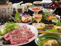 【長野県産和牛のすき焼き鍋】とろける牛をアツアツすき焼きで満喫!季節の味わいとご一緒に じゃらん限定のイメージ画像