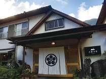 貸切風呂 大野木荘の写真