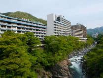 鬼怒川温泉ホテルの写真