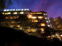 【琴平グランドホテル 桜の抄】参道22段目に佇む温泉宿の写真