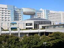 ホテル日航関西空港(関西空港へ徒歩3分)の写真