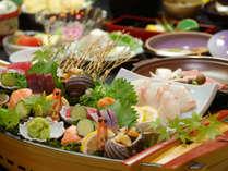 【スタンダード】☆双子島荘の海の幸会席☆季節の新鮮食材と絶景を堪能!のイメージ画像