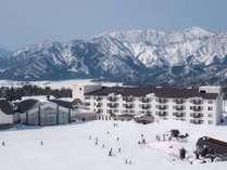 勝山東急リゾート ホテルハーヴェストスキージャム勝山の写真