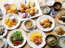 ホテルJALシティ 東京豊洲 朝食