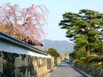 萩城三ノ丸 北門屋敷の写真