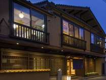 三朝温泉 木造りの宿 橋津屋の写真