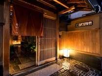 静謐の京町屋・和モダンの宿で美食に酔う 京小宿 室町ゆとねの写真