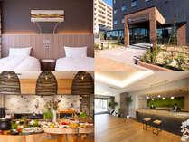 森林ホテル(2020年オープン)の写真