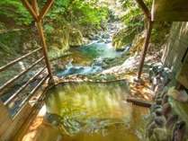 塩原温泉 6つの貸切露天 渓流の湯宿 柏屋旅館の施設写真1