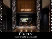 THE LIVELY(サ゛ライフ゛リー)東京麻布十番※2019年11月OPEN!の施設写真1