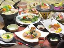 四季の会席☆特選グルメプラン☆ご夕食はお部屋食【スタンダードプラン】