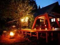 コテージ森の散歩~岡山|蒜山でコテージグランピング~の施設写真1
