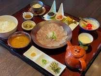 鯛茶漬けや季節のお料理から選べる、1F じゃこくじらの和定食のイメージ画像