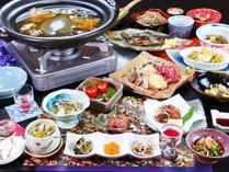 湯川温泉 食べる宿 萬鷹旅館の施設写真1