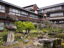 外湯文化を楽しむ宿 俵山温泉 泉屋旅館の施設写真1