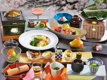 【山を楽しみ、水を楽しむ】今食したい旬の魚と野菜で彩る萬国屋スタンダード『季節会席』プラン