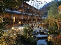 伊豆修善寺温泉 湯回廊 菊屋の施設写真1