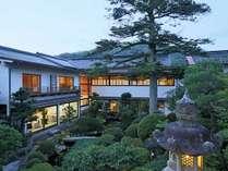 日本庭園を愛でる もみの木の宿 明治荘の施設写真1