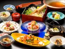 松濤館おもてなし料理プラン<基本コース>