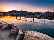 富士山を望む天空露天風呂 伊豆長岡温泉 ニュー八景園の施設写真1