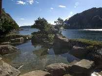 眺望露天風呂 汐見の湯 ホテルなぎさやの施設写真1