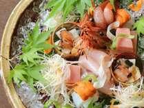 【ベーシック】~定番プラン~ 80年の歴史をもつ・漁師町・間人で堪能する「海の京料理」<撫子>のイメージ画像