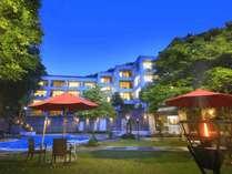 ファミリーに人気の温泉リゾート レイセニット城崎スイートの施設写真1
