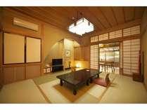 ≪露天風呂付き客室≫に湯ったり泊まる「本館」プラン貸切露天風呂無料