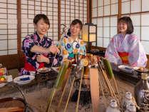 湯西川温泉 彩り湯かしき 花と華の施設写真1