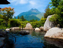 由布岳を身近に感じる -柚富の郷 彩岳館-の施設写真1