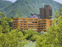 9つの湯めぐりが自慢 宇奈月温泉 ホテル桃源の写真