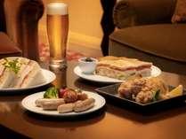 お部屋で生ビールを楽しむ!生ビールサーバーと軽食付ステイのイメージ画像