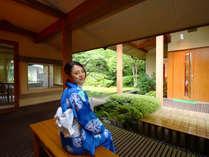 彩る季の庭 薬王館の施設写真1