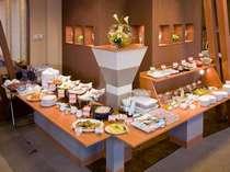 【朝食バイキング付き】朝から健康を!朝食バイキング付プランのイメージ画像