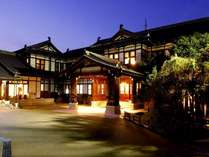 奈良ホテルの写真