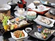 【越前加賀の冬の幸】【ふぐ尽くしコース】ふぐを食べに行こう!てっちり・てっさ・唐揚げ満喫プランのイメージ画像