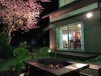 城ヶ崎オレンジ村 みかん園の中の温泉付貸別荘の施設写真1