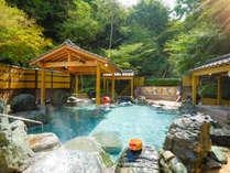 大江戸温泉物語 ホテルレオマの森の施設写真1