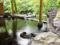 源泉掛流しの湯めぐりテーマパーク 龍洞の施設写真1