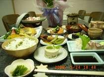 おばあちゃんが作る家庭料理と郷土料理のおもてなし wi-fiのイメージ画像
