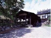 山の宿の写真