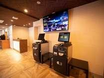 ホテルフロントイン福岡空港の施設写真1