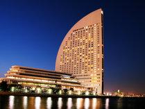 ヨコハマ グランド インターコンチネンタル ホテルの施設写真1