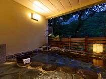 四万温泉 源泉掛け流しの貸切風呂と囲炉裏料理 湯の宿 山ばとの施設写真1